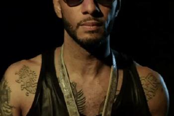 Swizz Beatz featuring A$AP Rocky – Street Knock (Produced by araabMUZIK)