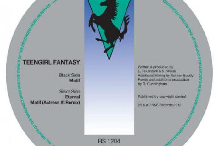 Teengirl Fantasy - Motif