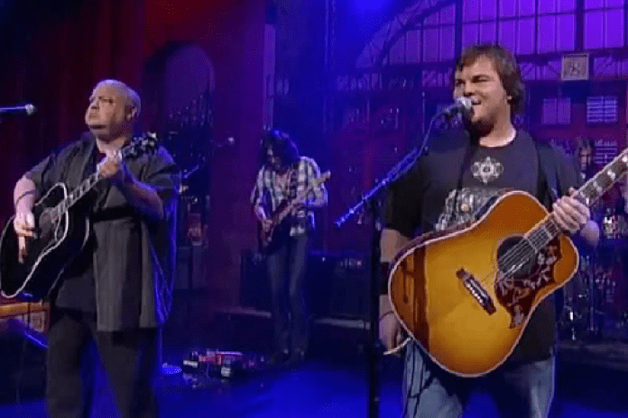Tenacious D - Roadie (Live on Letterman)