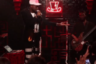 Theophilus London: Encore! Sessions Live (at Le Baron, NYC)