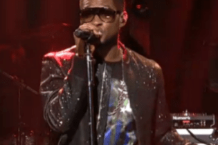 Usher - Saturday Night Live Performance