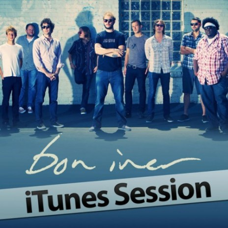 Bon Iver - Beth/Rest (iTunes Session)