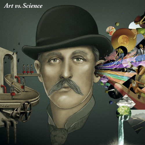 Art vs. Science - With Thoughts (Denzal Park Remix)