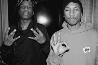 A$AP Rocky Reveals Pharrell To Be Featured On 'LongLiveA$AP'