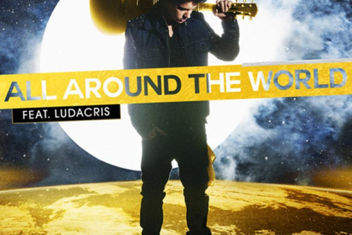 Justin Bieber featuring Ludacris - All Around The World