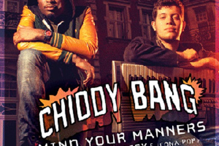 Chiddy Bang featuring Travie McCoy & Icona Pop - Mind Your Manners (Remix)
