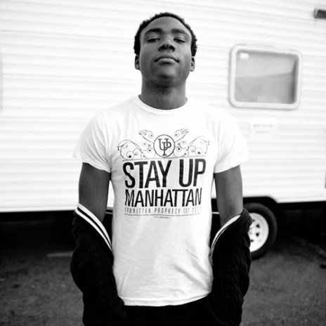 Childish Gambino - The Backroom (Freestyle)