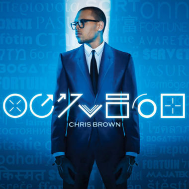 Chris Brown featuring Nas - Mirage