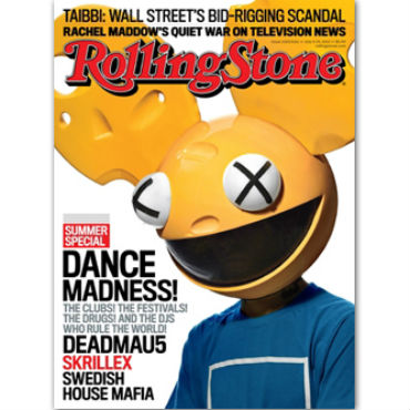 deadmau5 Covers Rolling Stone, Slams David Guetta