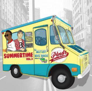 DJ Jazzy Jeff & Mick Boogie - Summertime 3 (Mixtape)