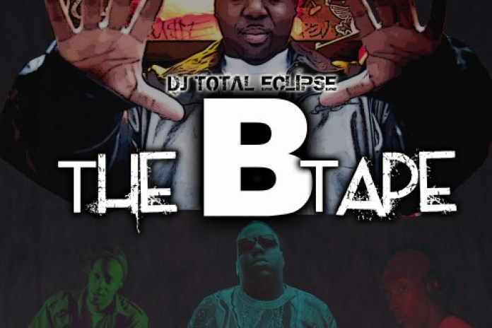 DJ Total Eclipse (The X-Ecutioners) - The B Tape