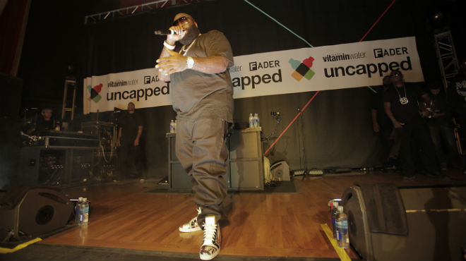 event recap rick ross the dream zola jesus perform at fader vitaminwaters uncapped los angeles