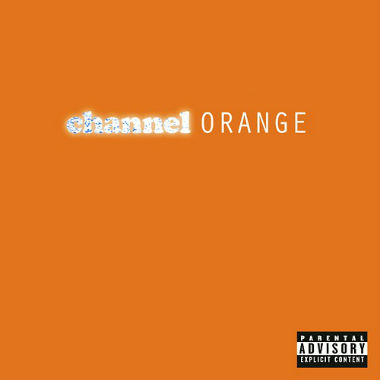 Frank Ocean - Channel Orange (Cover & Tracklist)