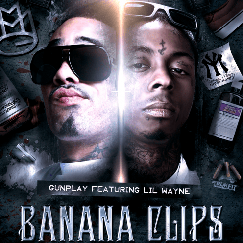 Gunplay featuring Lil Wayne - Banana Clips
