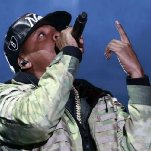 Kanye West Joins Jay-Z at BBC Radio 1's Hackney Weekend