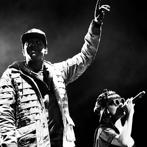 Jay-Z & Rihanna - Run This Town (Live at Radio 1's Hackney Weekend 2012)
