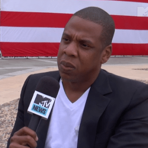 "Jay-Z Talks Performing ""N****s In Paris"" in Paris"