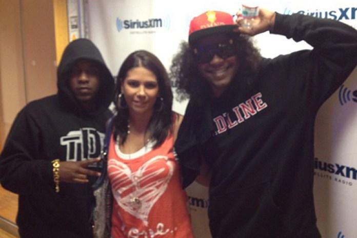 "Ab-Soul & Kendrick Lamar ""OnDaSpot"" Freestyle"
