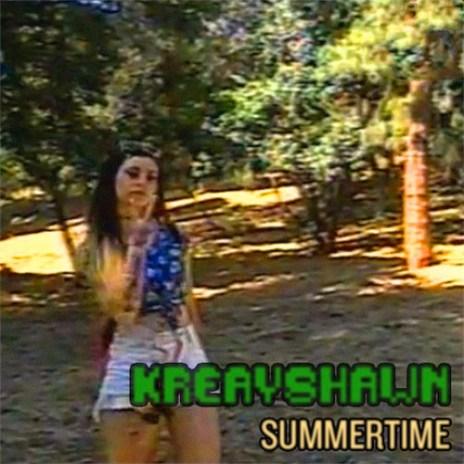 Kreayshawn featuring V-Nasty - Summertime