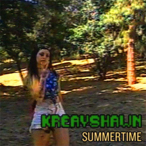 Kreayshawn featuring V-Nasty - Summertime