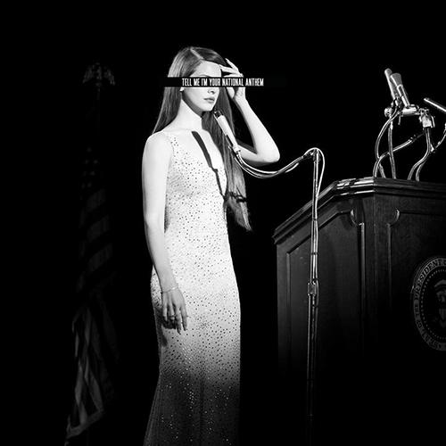 Lana Del Rey - National Anthem (Remixes)