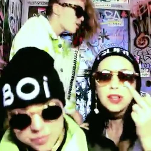 L$D - Don't Smoke My Blunt B*tch