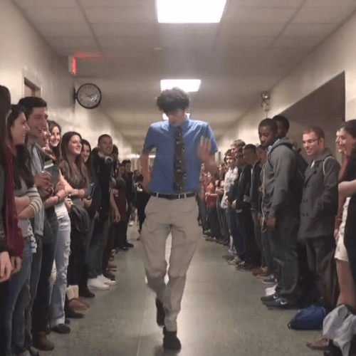 Madeon - Pop Culture (Dance Video - Walt Whitman High School VY 2012)
