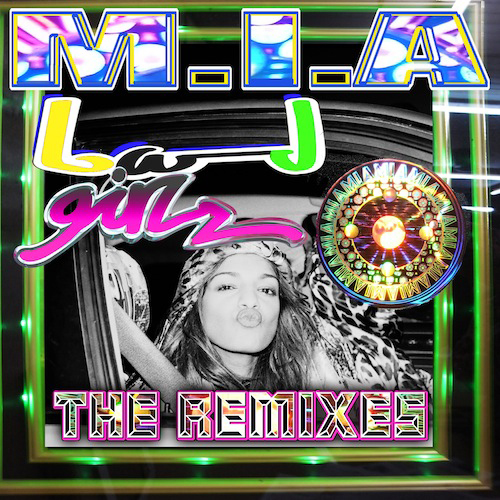 M.I.A featuring Missy Elliott & Azealia Banks - Bad Girls (N.A.R.S. Remix)