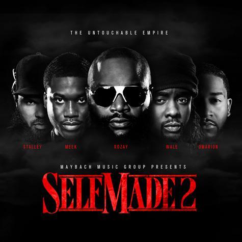 MMG (Rick Ross, Stalley, Wale, Gunplay & Meek Mill) featuring Kendrick Lamar - Power Circle