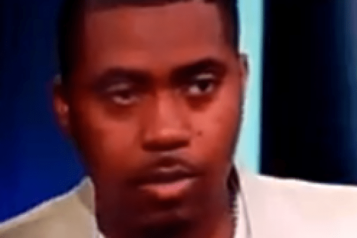 "Nas Talks ""Daughters"" on CNN"