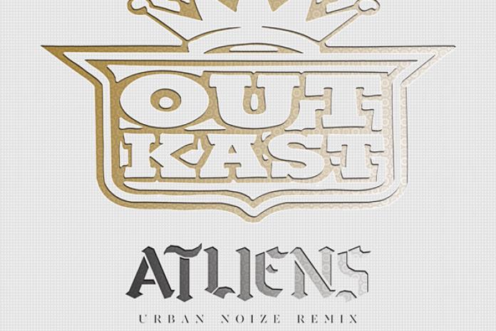 OutKast - ATLiens (Urban Noize Remix)