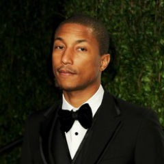 Pharrell Williams Debuts New Songs in Cannes