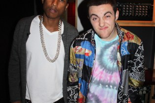 Mac Miller & Pharrell to Release Collaborative EP, 'Pink Slime'