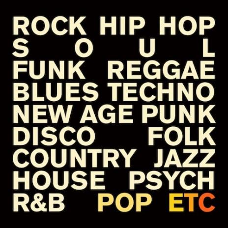 POP ETC - POP ETC (Full Album Stream)