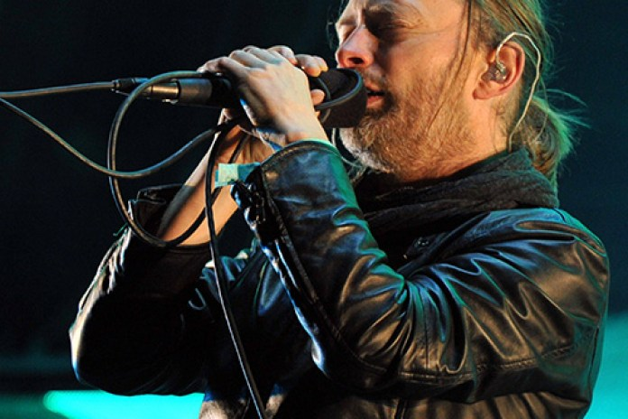 Radiohead Hint at Jack White Collaboration During Bonnaroo 2012 Performance