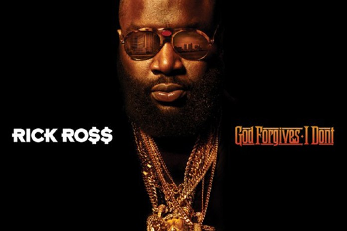 Rick Ross - God Forgives, I Don't (Album Cover)