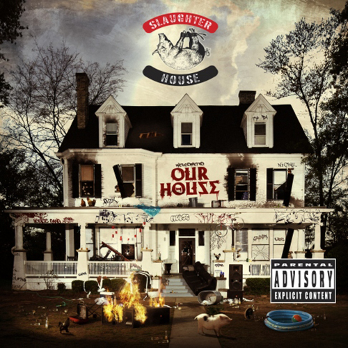 Slaughterhouse featuring Swizz Beatz - Throw It Away