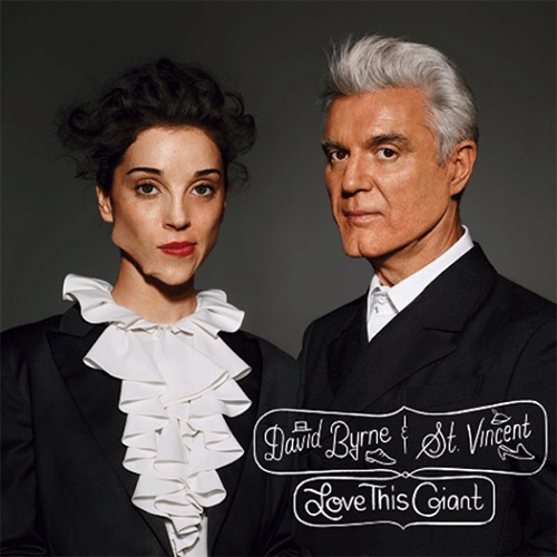 St. Vincent & David Byrne - Love This Giant (Full Album Stream)