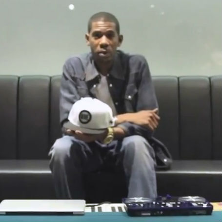 Young Guru at colette Paris (Pt. 1)