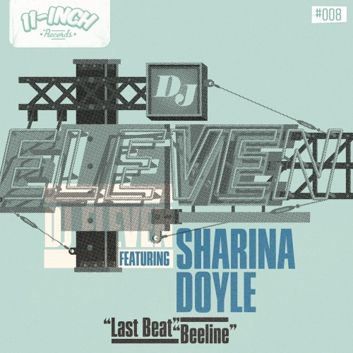 DJ Eleven featuring Sharina Doyle - Last Beat