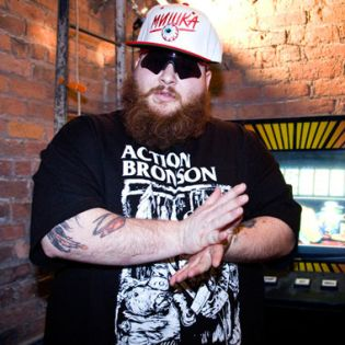 Action Bronson - Blackbird
