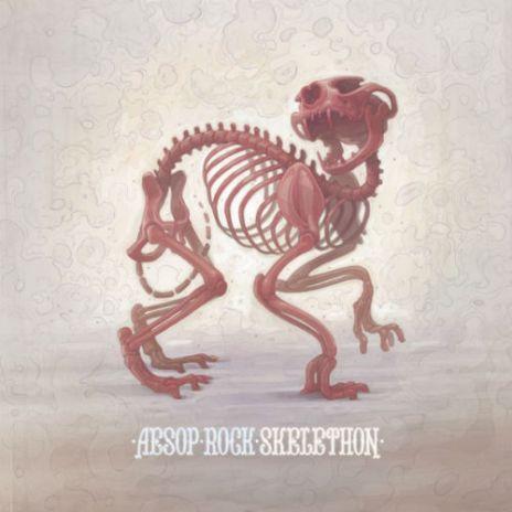 Aesop Rock - Skelethon (Full Album Stream)