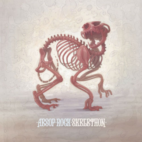 Aesop Rock - Skelethon (Full Album Stream)