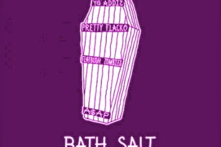 A$AP Rocky & A$AP Mob featuring Flatbush Zombies – Bath Salt (Chopped & Screwed by Slim K)