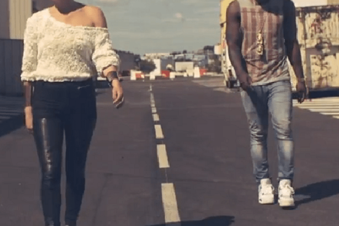 Benga featuring Marlene - Pour Your Love