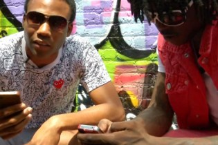 """Childish Gambino & Chief Keef """"Back & Forth"""" (Interview)"""