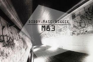 The Notorious B.I.G., Diddy, Ma$e vs. M83 - Mo Cities Mo Problems (Carlos Serrano Mix)