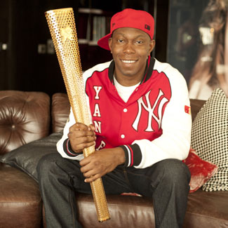 Dizzee Rascal featuring Pepper - Scream (Official Olympics Song)