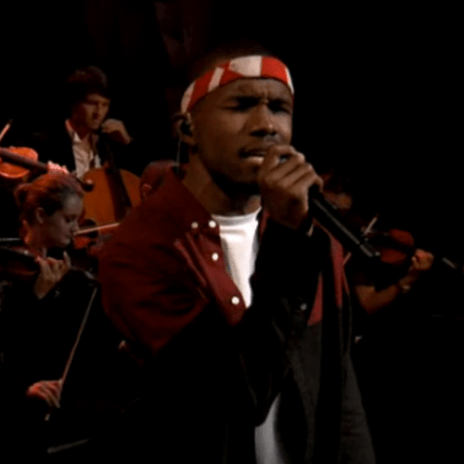 Frank Ocean - Bad Religion (Live on Jimmy Fallon)