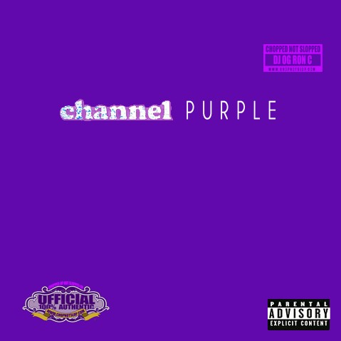 Frank Ocean x OG Ron C - Channel Purple (Chopped & Screwed)